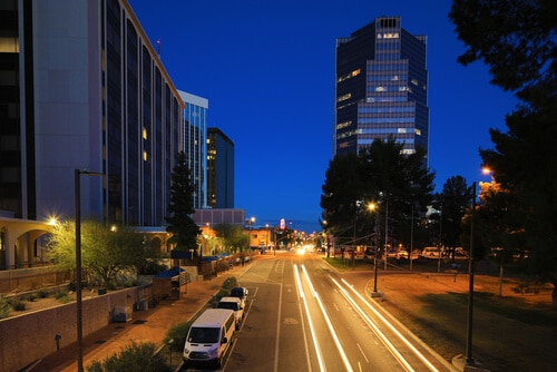 Downtown Tucson property