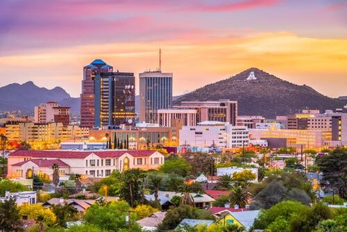 Tucson property management company